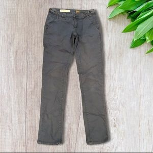 Pilcro and the Letterpress Muted Blue Hyphen Jeans